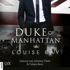 Duke of Manhattan von Bay,  Louise, Mehrmann,  Anja, Renz,  Tiziano, Thiele,  Johanna