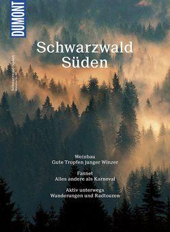 DuMont Bildatlas 045 Schwarzwald Süden von Kirchner,  Martin, Tomaschko,  Cornelia