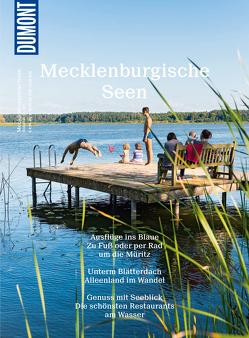 DuMont Bildatlas 188 Mecklenburgische Seen von Pollex,  Sylvia, Rötting,  Thomas, Schümann,  Beate