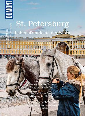 DuMont Bildatlas 193 St.Petersburg von Deeg,  Lothar, Meinhardt,  Olaf