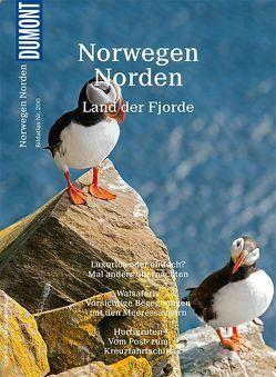 DuMont Bildatlas 200 Norwegen Norden von Härtrich,  Thomas, Meinhardt,  Olaf, Nowak,  Christian