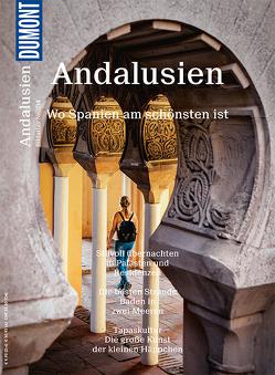 DuMont Bildatlas 214 Andalusien von Heuer,  Frank, Keul,  Anja