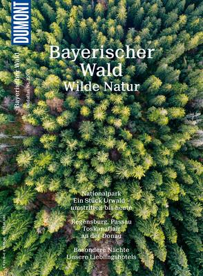 DuMont Bildatlas 220 Bayerischer Wald von Mentzel,  Britta, Wrba,  Ernst
