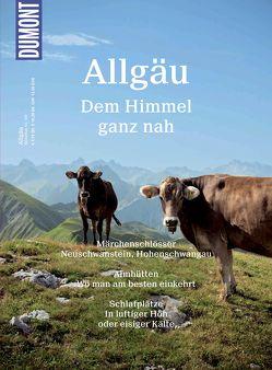 DuMont BILDATLAS Allgäu von Funk,  Gaby, Kreder,  Katja