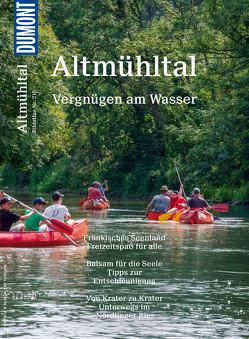 DuMont BILDATLAS Altmühltal von Wrba,  Ernst