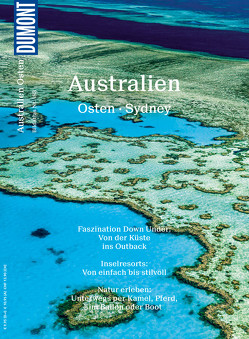 DuMont BILDATLAS Australien Osten, Sydney von Babovic,  Toma