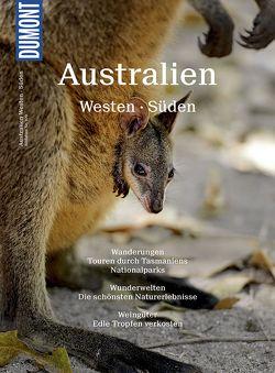 DuMont Bildatlas Australien Westen, Süden, Tasmanien von Emmler,  Clemens, Huy,  Stefan