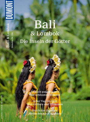 DuMont Bildatlas Bali, Lombok von Müssig,  Jochen, Sasse,  Martin