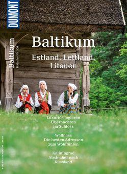 DuMont Bildatlas Baltikum von Hirth,  Peter, Nowak,  Christian