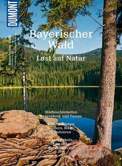 DuMont Bildatlas Bayerischer Wald von Hirth,  Peter, Schetar,  Daniela