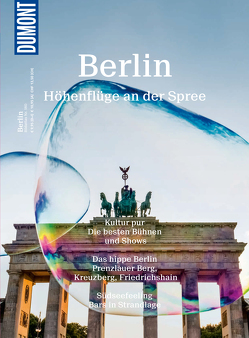 DuMont BILDATLAS Berlin von Gerhard,  Oliver, Knoller,  Rasso, Lubenow,  Sabine