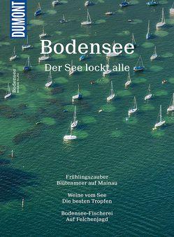 DuMont Bildatlas Bodensee von Scheibner,  Johann, Tomaschko,  Cornelia