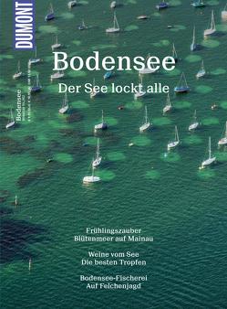 DuMont BILDATLAS Bodensee, Oberschwaben von Scheibner,  Johann, Tomaschko,  Cornelia