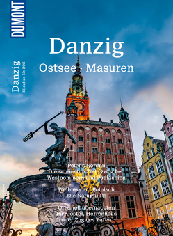 DuMont BILDATLAS Danzig, Ostsee, Masuren von Heinke,  Carsten, Hirth,  Peter