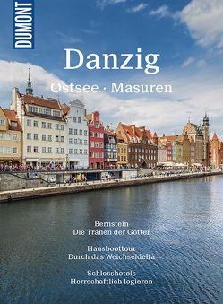 DuMont Bildatlas Danzig, Ostsee, Masuren von Hirth,  Peter, Klöppel,  Klaus
