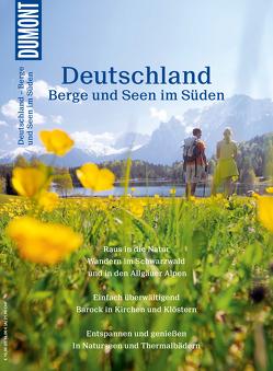 DuMont BILDATLAS Deutschland, Berge und Seen im Süden