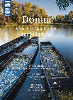 DuMont Bildatlas Donau, von der Quelle bis zur Mündung von Magosch,  Thomas, Meinhardt,  Olaf, Schulze,  Tom
