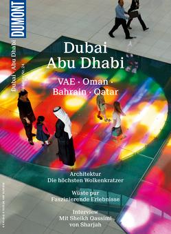 DuMont BILDATLAS Dubai, Abu Dhabi von Müssig,  Jochen, Sasse,  Martin
