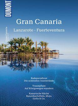 DuMont Bildatlas Gran Canaria, Lanzarote, Fuerteventura von Goetz,  Rolf, Lubenow,  Sabine