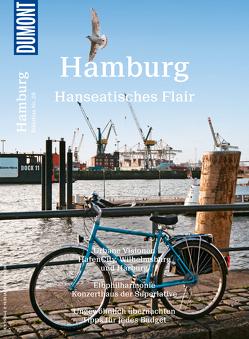 DuMont BILDATLAS Hamburg von Maunder,  Hilke, Siemers,  Frank
