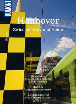 DuMont BILDATLAS Hannover zwischen Harz und Heide von Kirchner,  Martin, Lammert,  Andrea