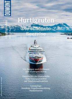 DuMont Bildatlas Hurtigruten von Hänel,  Gerald, Nowak,  Christian