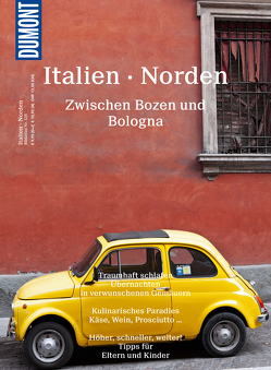 DuMont BILDATLAS Italien Norden von Veit,  Wolfgang, Wrba,  Ernst