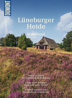 DuMont Bildatlas Lüneburger Heide, Wendland von Bötig,  Klaus, Scheibner,  Johann