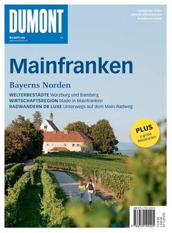 DuMont BILDATLAS Mainfranken von Scheibner,  Johann, Veit,  Wolfgang