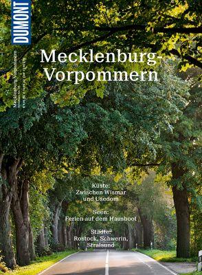 DuMont BILDATLAS Mecklenburg-Vorpommern von Knoller,  Rasso, Scheibner,  Johann