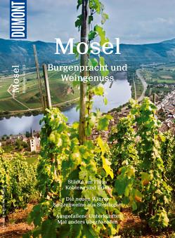 DuMont BILDATLAS Mosel von Henss,  Rita, Selbach,  Arthur F.