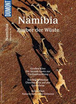 DuMont BILDATLAS Namibia von Schulze,  Tom, von Poser,  Fabian