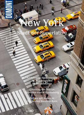 DuMont BILDATLAS New York von Heuer,  Frank, Moll,  Sebastian
