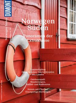 DuMont BILDATLAS Norwegen Süden von Bernhart,  Udo, Möbius,  Michael