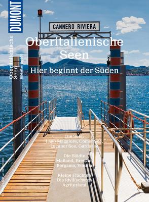 DuMont BILDATLAS Oberitalienische Seen von Köthe,  Friedrich, Schetar,  Daniela, Weimar,  Thilo