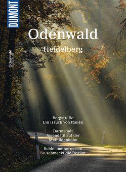 DuMont BILDATLAS Odenwald, Heidelberg von Henss,  Rita, Wrba,  Ernst