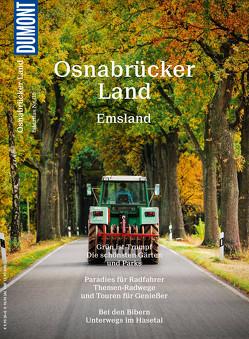DuMont BILDATLAS Osnabrücker Land von Bremer,  Sven, Kiedrowski,  Rainer