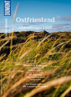 DuMont BILDATLAS Ostfriesland von Bremer,  Sven