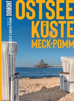 DuMont Bildatlas Ostseeküste, Mecklenburg-Vorpommern von Meinhardt,  Olaf, Stahn,  Dina