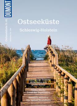 DuMont BILDATLAS Ostseeküste, Schleswig-Holstein von Lubenow,  Sabine, Maunder,  Hilke