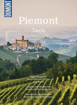 DuMont BILDATLAS Piemont, Turin von Henss,  Rita, Kirchgessner,  Markus