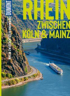 DuMont Bildatlas Rhein – Zwischen Köln und Mainz von Bäck,  Christian, Simon,  Klaus