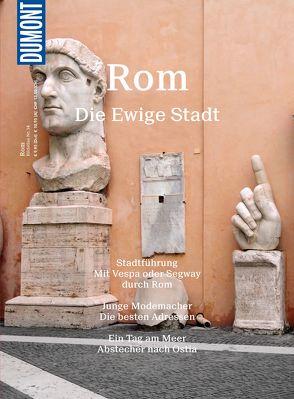 DuMont BILDATLAS Rom von Heuer,  Frank, Schaefer,  Barbara