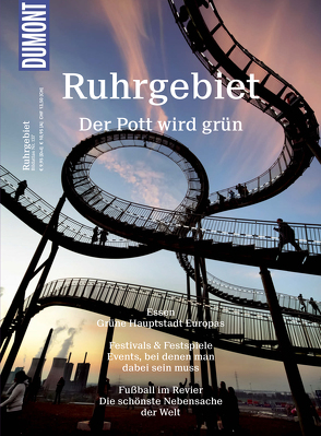 DuMont BILDATLAS Ruhrgebiet von Christ,  Susanne, Lueger,  Ralph