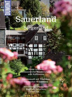 DuMont BILDATLAS Sauerland von Fleischmann,  Ulrike, Lueger,  Ralph, Scharf Dr.,  Christian