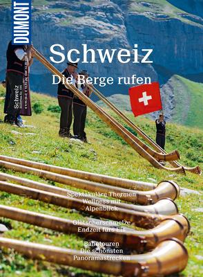 DuMont BILDATLAS Schweiz von Bernhart,  Udo, Simon,  Klaus