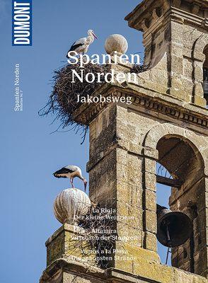 DuMont Bildatlas Spanien Norden von Rabe,  Cordula, Selbach,  Arthur F.