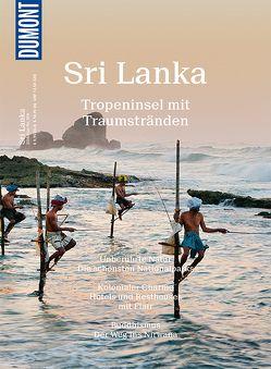 DuMont Bildatlas 184 Sri Lanka von Miethig,  Martina, Sasse,  Martin