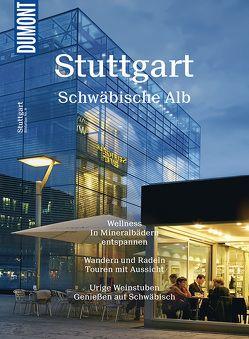 DuMont BILDATLAS Stuttgart von Schmid,  Reinhard, Stahn,  Dina