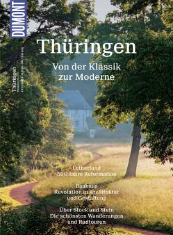 DuMont Bildatlas Thüringen von Gerhard,  Oliver, Kirchner,  Martin